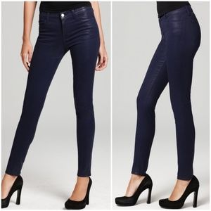 J Brand Mid Rise Skinny Jeans Sexy